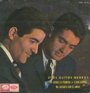 Dúo Dinámico - No Juegues Con El Amor