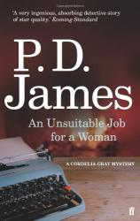Baroness P. D. James: An Unsuitable Job for a Woman