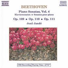 Beethoven / Piano sonatas volume 4