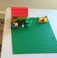 Mini Lego House