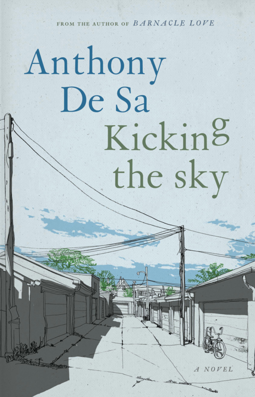 Kicking the Sky by Anthony De Sa