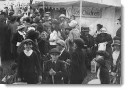 Lost Children Tent, 1923