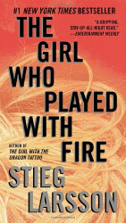 Stieg Larsson: The Girl Who Played with Fire (Vintage Crime/Black Lizard)