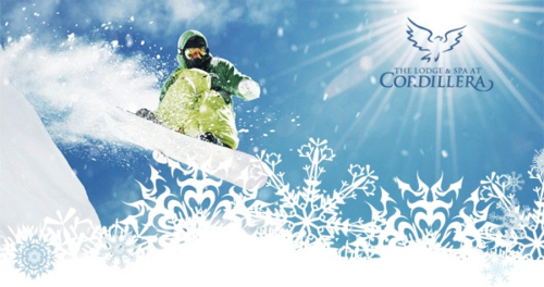 Cordillera Lodge - Winter Ski Sale