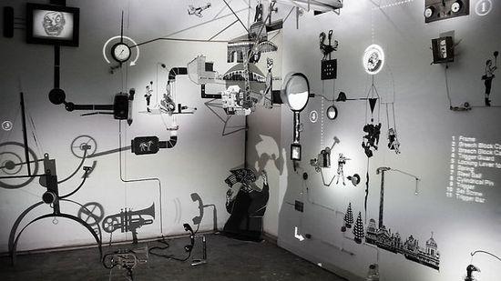 Mécaniques Discursives de Yannick Jacquet y Fred Penelle