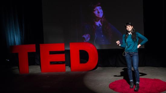 Ideas Worth Spreading de Evan Roth en el Eyebeam de Nueva York