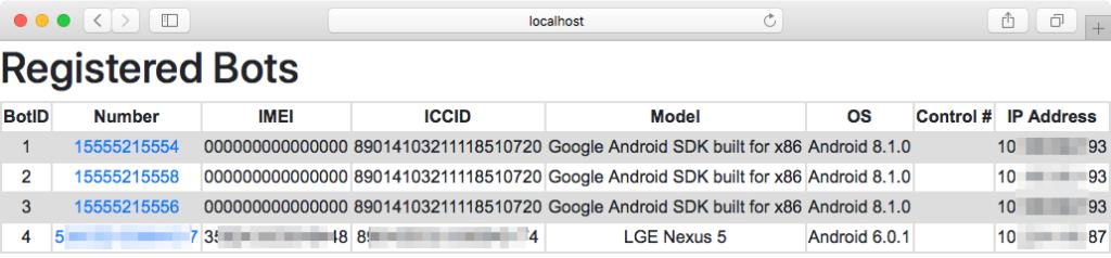 Red Alert v2 0: Misadventures in Reversing Android Bot Malware