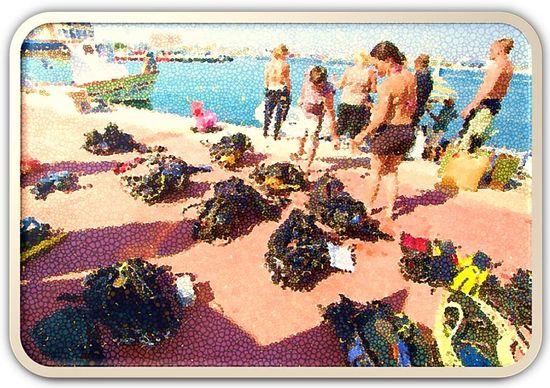 Preparando el Viaje al Fondo del Mar