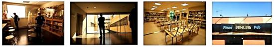 Galán buscó localizaciones, imaginó y anotó posibles planos, dentro y fuera del instituto: la protagonista caminando al principio por los pasillos, la pizzería, el club de billar, la 'morgue'…  en el laboratorio de biología, el despacho del detective