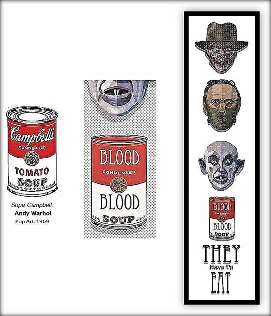 'Blood Soup'. Pablo Castaños
