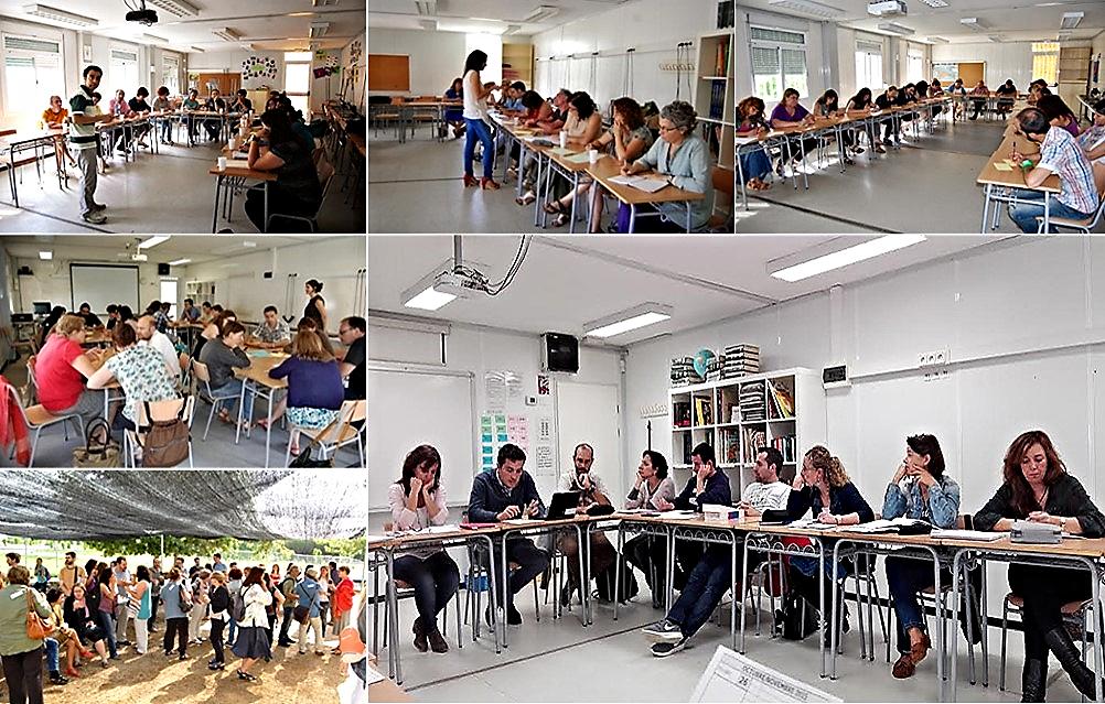 Encuentro de docentes de Institutos Innovadores. 2014 / Ma Assumpció Abel's Gallery > Trobada instituts innovadors. Picasa