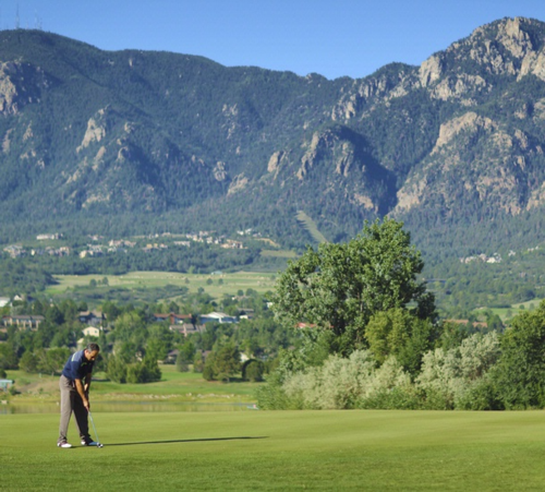Colorado Springs Golf Course