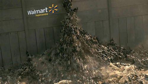 Walmart world war z