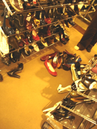 Shoe hell 1