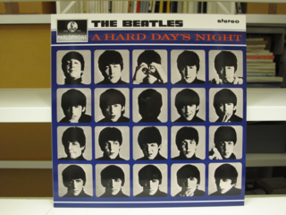 A hard day's night LP