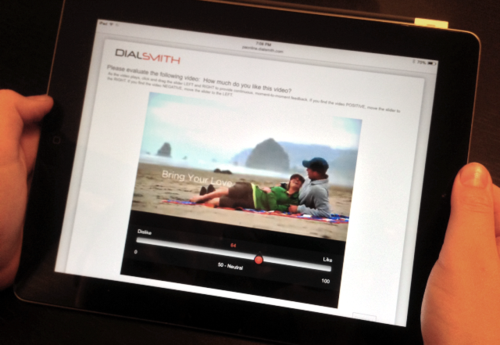 Perception Analyzer Online is now tablet compatible
