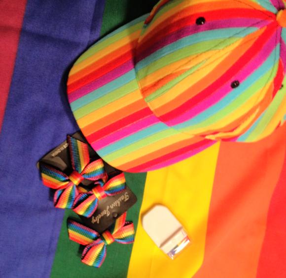 Ungdomshälsan laddar för Pride!