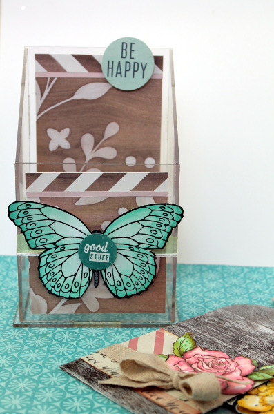 Tag box by wendy price