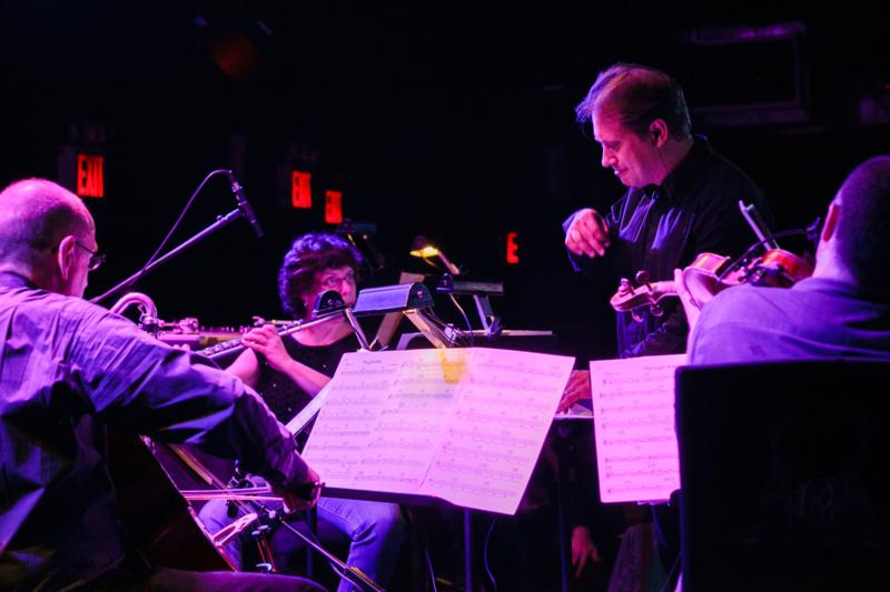 Morlot and musicians LPR