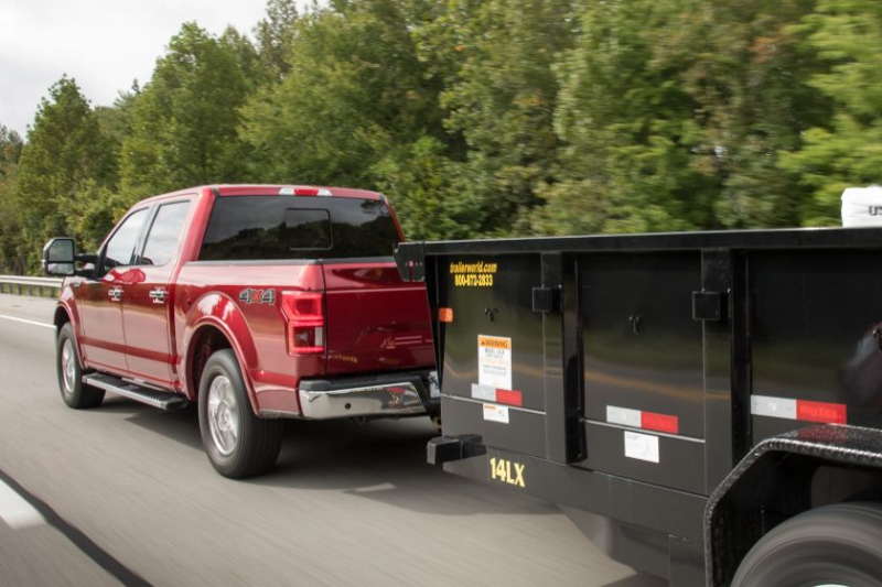 Ford Truck Towing Capacity >> Breaking Down The 2019 Ford F 150 S Towing Capacities