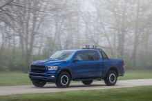 Can You Build a Better Ram 1500 Rebel Out of Mopar Accessory Parts?
