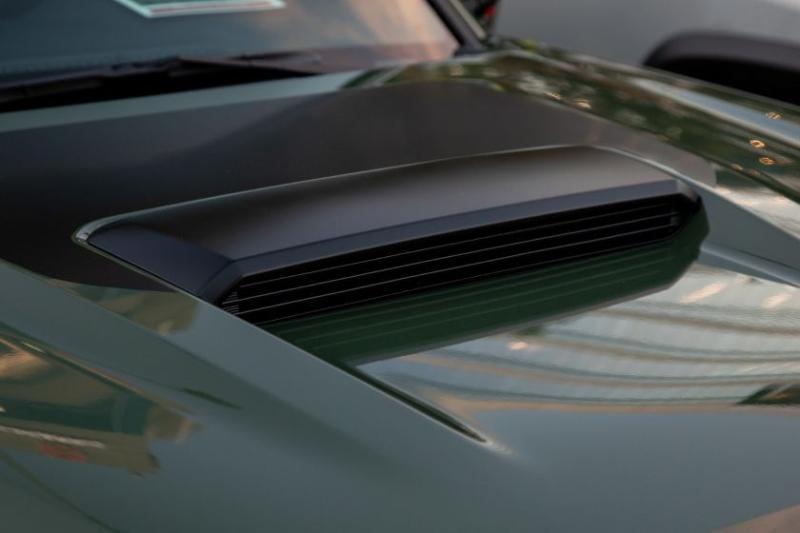 2020 Toyota Tacoma TRD Pro Hood Scoop