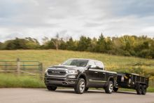 Breaking Down the 2019 Ram 1500's Towing Capacities