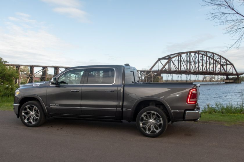 2020 Ram Ecodiesel Review.2020 Ram 1500 Ecodiesel First Drive Refined Strong And