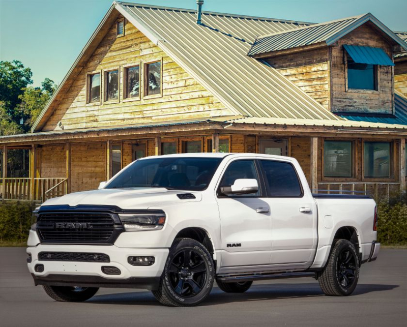 2020 Ram 1500 Night Edition Exterior
