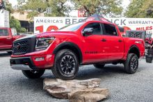 2020 Nissan Titan: See What's Changed, Inside and Out