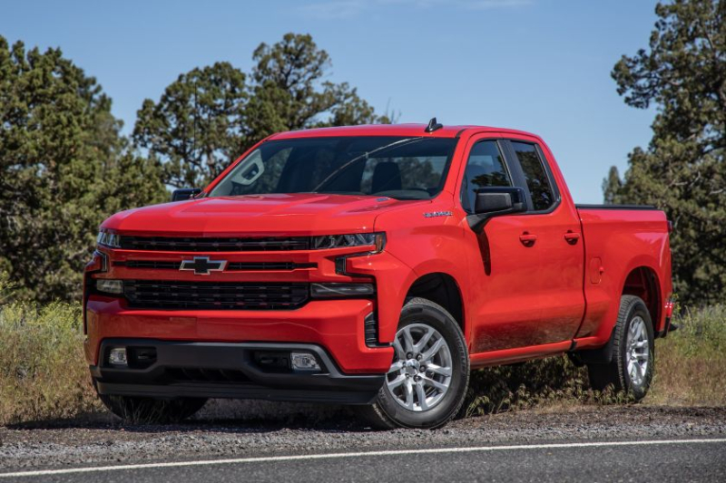 Driving The 2020 Chevrolet Silverado 1500 S Baby Duramax It S