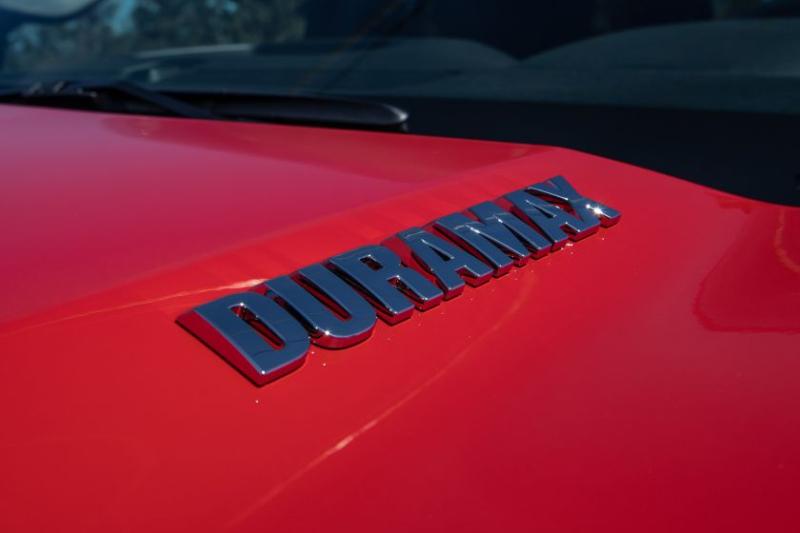 2020 Chevrolet Silverado 1500 Duramax Badge