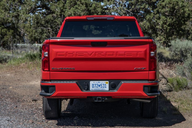 2020 Chevrolet Silverado 1500 Diesel Rear End