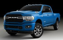 Here's What's New for 2020 Ram Full-Size Trucks