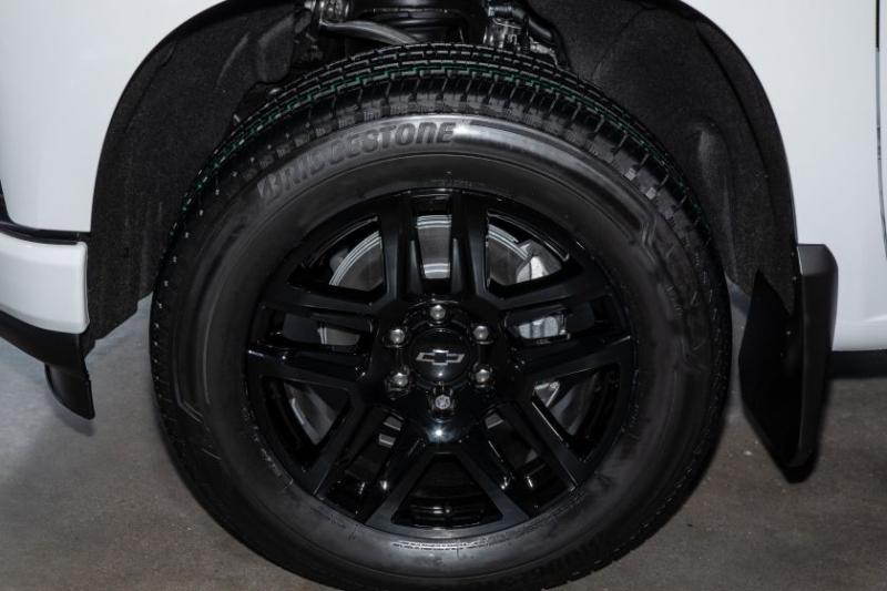 2020 Chevrolet Silverado 1500 Rally Edition Tire