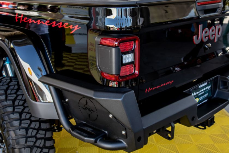 Jeep Gladiator Hennessey Maximus 1000 Taillight
