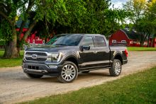 Redesigned 2021 Ford F-150 Offers Hybrid and Plenty of Power (Outlets)