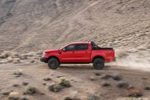 Get Started on Your Ranger Raptor With New Off-Road Accessory Packages From Ford Performance