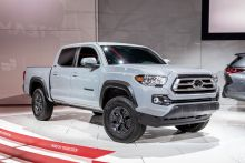 2021 Toyota Tacoma Pricing Announced, Including New Special Editions