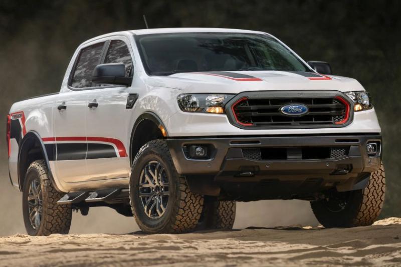 2021 Ford Ranger Tremor XLT