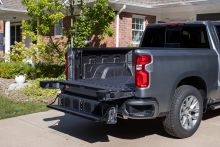 2021 Chevrolet Silverado 1500 Gets Fancy Tailgate, Higher Tow Ratings