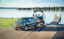 2021 Ford F-150 Hybrid EPA-Rated Up to 25 MPG Combined