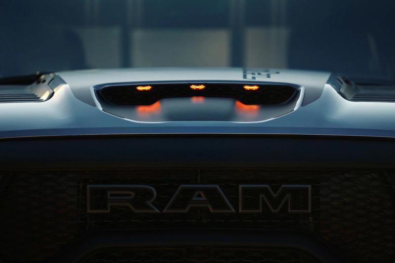 2021 Ram 1500 TRX Hood Scoop
