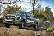 2021 Ford F-150's Improved Headlights Lead to Improved Safety Rating