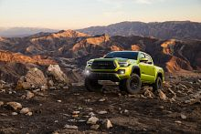 2022 Toyota Tacoma Trail Edition and TRD Pro: More Off-Road Possibilities