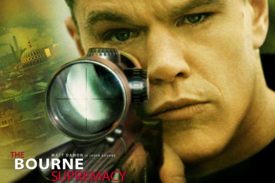 Jason Bourne, espía multitarea por excelencia