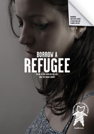 Toma prestada una refugiada