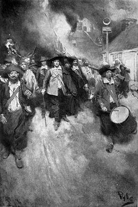 Howard_Pyle_-_The_Burning_of_Jamestown