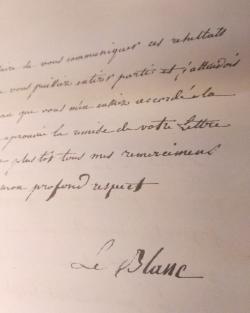 Sophie Germain's letter