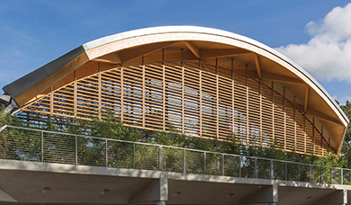 World Wildlife Fund HQ featuring Kawneer systems receives two RIBA Regional awards